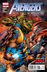 Avengers Assemble (2012 series) #01-8 [SET] — Volume 01: We Made a Cosmic Cube