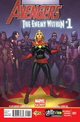 Avengers: The Enemy Within (2013 mini-series) #1 (A Multi-Title Crossover) [SET] — The Reign of the Magnitron