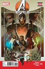 Avengers World (2013 series) #10-16 [SET] — Volume 03: The Next World
