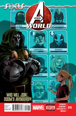 Avengers World (2013 series) #15-16 [SET] — The Availables