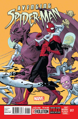 Avenging Spider-Man (2011 Series) #17