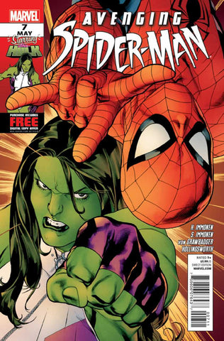 Avenging Spider-Man (2011 Series) #7