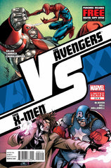 "Avengers vs. X-Men (2012 maxi-series) #00 (A Multi-Title Crossover) [SET] — The Return of the Phoenix (Variant ""Team Avengers"" Covers)"