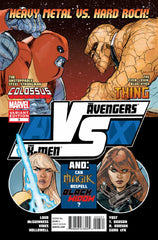 Avengers vs. X-Men (2012 mini-series) #1-6 [SET] — AvX: Versus (All Variant Incentive Covers)