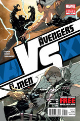 Avengers vs. X-Men (2012 mini-series) #1-6 [SET] — AvX: Versus