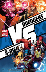"Avengers vs. X-Men (2012 maxi-series) #00 (A Multi-Title Crossover) [SET] — The Return of the Phoenix (Variant ""Team X-Men"" Covers)"