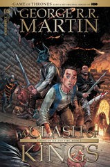 "George R.R. Martin's A Game of Thrones (2017 series) #1-16 [SET] — Book 02: A Clash of Kings Part I (All Regular ""A"" Covers)"