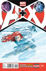 A+X (2012 series) #07-12 [SET] — Volume 02: A+X = Amazing