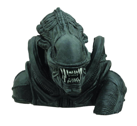 Aliens (Film) – Warrior Alien Xenomorph Bust Bank