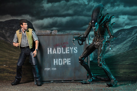 Aliens (Film) – Hadley's Hope Deluxe 2-Figure Set