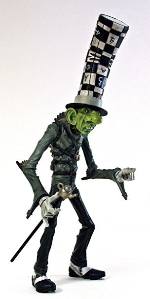 American McGee's Alice – Series 1 – Mad Hatter Figure