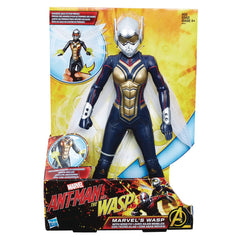 "Ant-Man and The Wasp (Film) – Marvel's Wasp with Wing FX 12"" Figure"