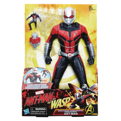 "Ant-Man and The Wasp (Film) – Shrink & Strike Ant-Man 12"" Figure"