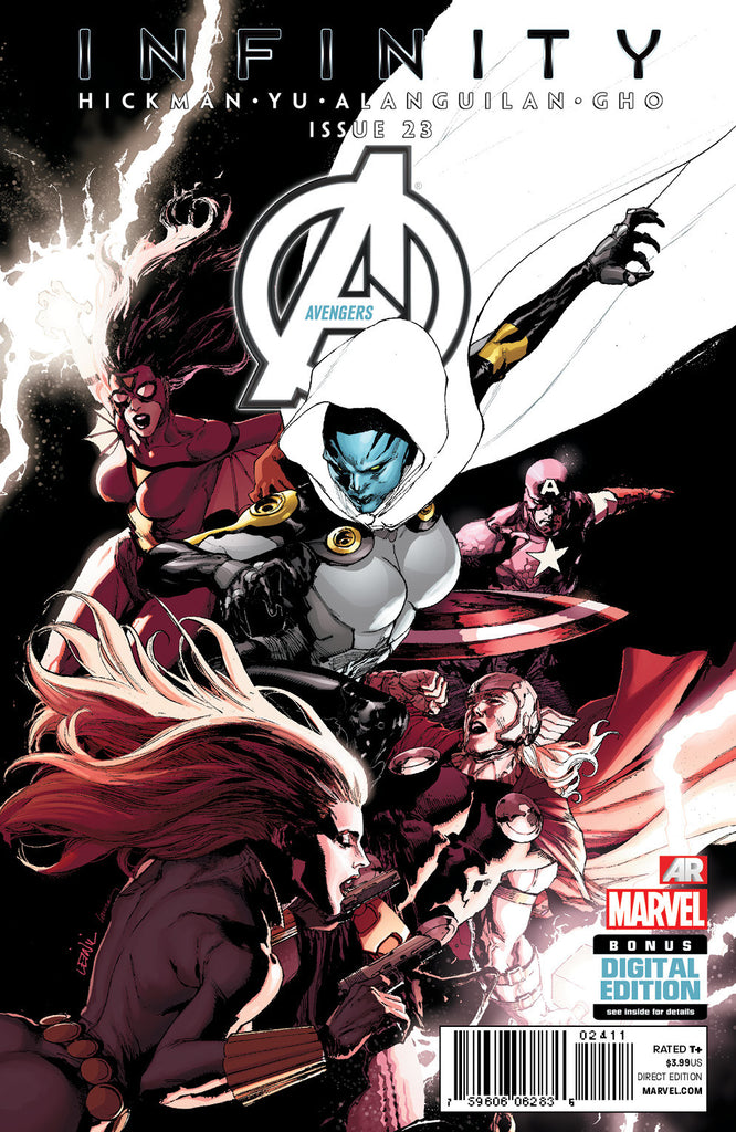 Avengers (2012 Series) #23 (Regular Cover - Leinil Francis Yu)