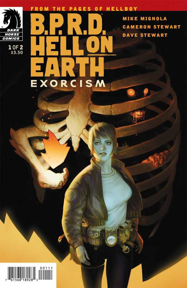 B.P.R.D. Hell on Earth (2012 mini-series) #1-2 [SET] — Volume 05 (C): Exorcism