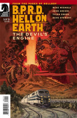 B.P.R.D. Hell on Earth (2011 mini-series) #1-3 [SET] — Volume 04 (A): The Devil's Engine