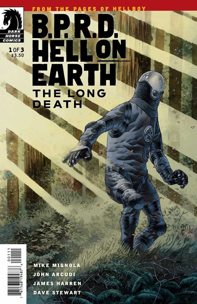 B.P.R.D. Hell on Earth (2012 mini-series) #01-3 [SET] — Volume 04 (B): The Long Death