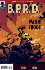 B.P.R.D. (1986 mini-series) #1-4 [SET] — The War on Frogs
