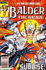 Thor (1985 mini-series) #1-4 [SET] — Balder the Brave