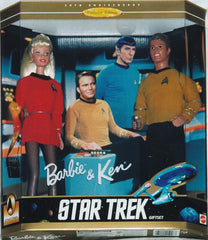 Barbie & Ken – Star Trek: Original Series (TV) – 30th Anniversary Collector's Edition Giftset