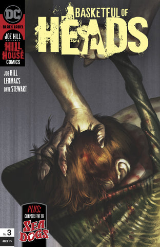Basketful of Heads (2019 mini-series) #3 (of 7) (Regular Cover - Reiko Murakami)