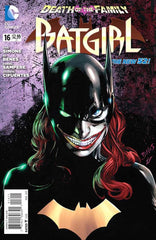 Batgirl (2011 series) #13 (A Multi-Title Crossover) [SET] — Volume 03 (A): Death of the Family