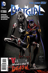 Batgirl (2011 series) #20 (A Multi-Title Crossover) [SET] — Volume 04 (A): The Ventriloquist
