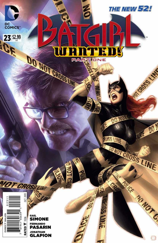 Batgirl (2011 series) #23 (A Multi-Title Crossover) [SET] — Volume 04 (B): Batgirl: WANTED
