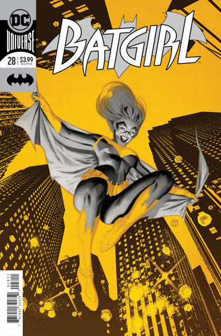 Batgirl (2016 series) #28 (Regular Foil Cover - Julian Totino Tedesco)
