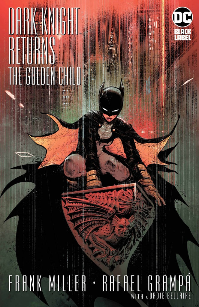 "Batman; The Dark Knight Returns - The Golden Child (2019 one-shot) #1 (Variant ""D"" Incentive Cover - Joëlle Jones)"