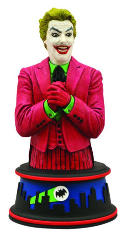 Batman (1966 TV Series) – Joker Bust