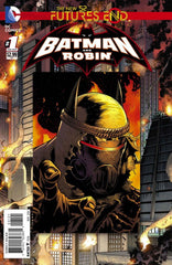 Batman and Robin: Future's End (2014 One-Shot)