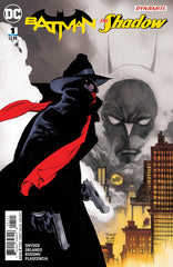 "Batman / The Shadow (2017 mini-series) #1-6 [SET] — The Murder Geniuses (All Variant ""Artist"" Covers)"