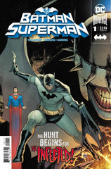 Batman / Superman (2019 series) #01 (A Multi-Title Crossover) [SET] — Volume 01: Who Are the Secret Six? (All Regular Covers) [B]