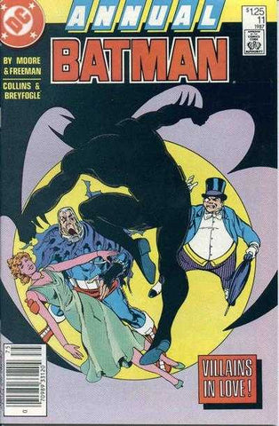 Batman (1940 Series) Annual #11 (1987)