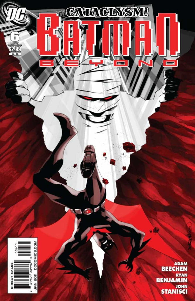Batman Beyond (2010 Mini-Series) #6