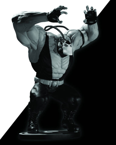 Batman: Black and White Statue – Bane by Kelley Jones