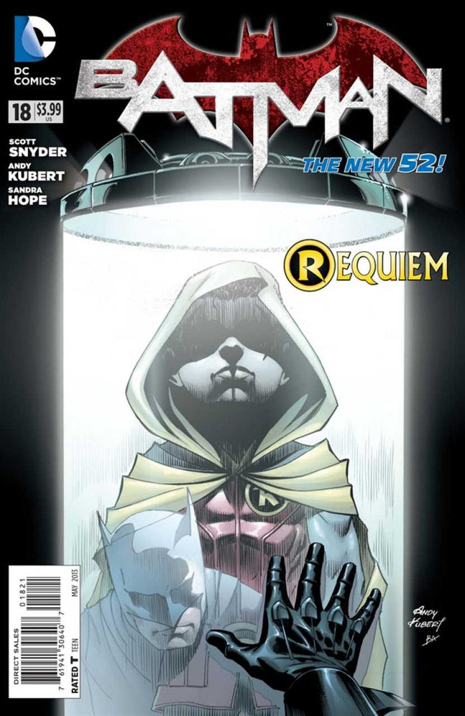 Batman (2011 Series) #18 (Variant Cover - Andy Kubert)