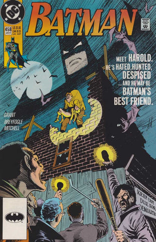 Batman (1940 Series) #458