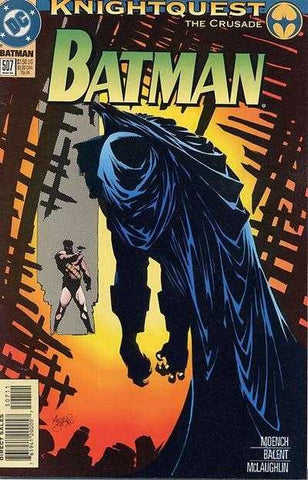 Batman (1940 Series) #507