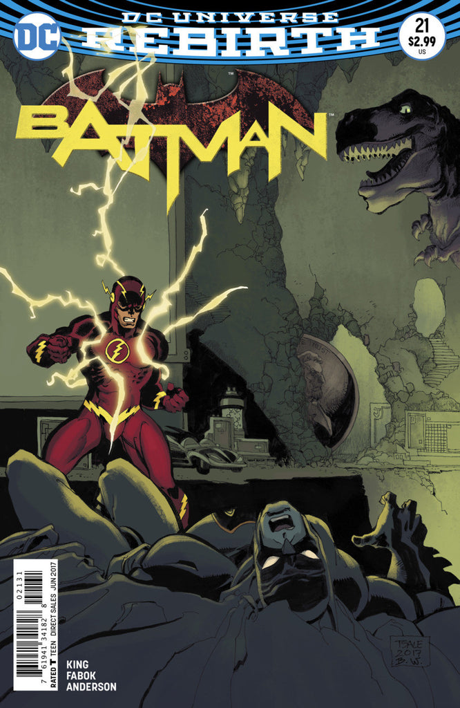 Batman (2016 series) #21 (A Multi-Title Crossover) [SET] — Volume 04: The Button (All Variant Covers)