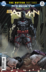 Batman (2016 series) #21 (A Multi-Title Crossover) [SET] — Volume 04: The Button (All Regular Covers)