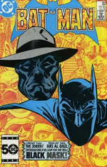 Batman (1940 series) #386 (A Multi-Title Crossover) [SET] — The False Face Society