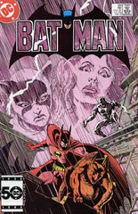 Batman (1940 series) #389 (A Multi-Title Crossover) [SET] — The Return of Nocturna & the Night Slayer