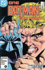 Batman (1940 series) #402-403 [SET] — The Other Batman