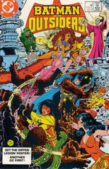 New Teen Titans (1980 series) #37 (A Multi-Title Crossover) [SET] — Volume 06 (A): Psimon Says!
