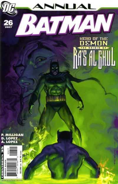 Batman (1940 Series) Annual #26 (2007)