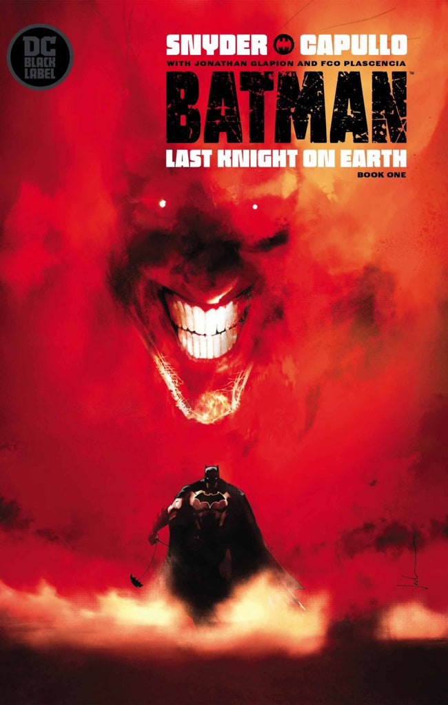 Batman (2019 mini-series) #1-3 [SET] — The Last Knight on Earth (All Variant Covers)