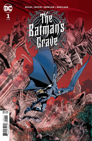 Batman's Grave (2019 mini-series) #1 (of 12) (Regular Cover - Bryan Hitch)