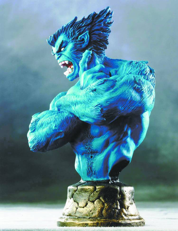 X-Men – Beast (Hank McCoy) Bust